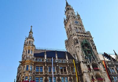 German town hall